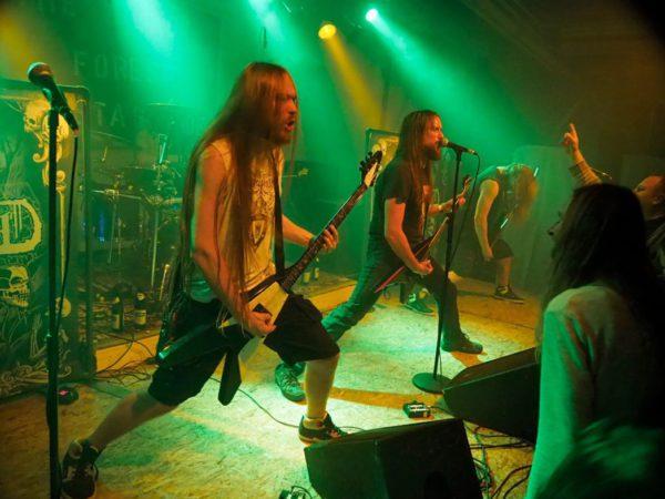 """Black-Forest-Fest Headliner """"Deserted Fear"""""""