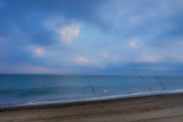 Früher Morgen am Strand ©AW-Anja-Bronner