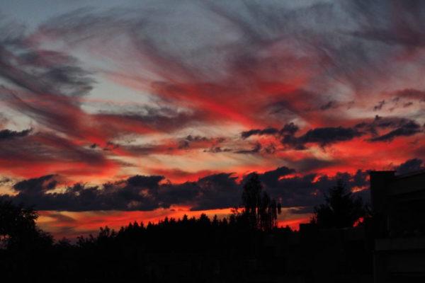 Himmlische Natur Abstraktion ©AW-Anja-Bronne