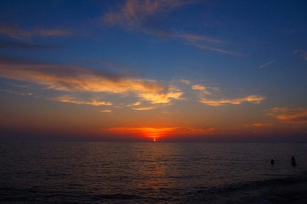 Sonnenuntergang in der Toscana ©AW-Anja-Bronner